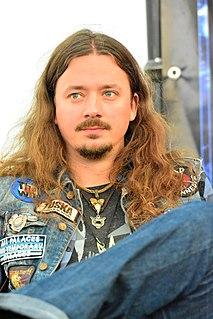 Lauri Porra Finnish musician