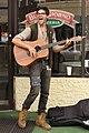 Street performer 2929 West Cary Street Carytown Richmond VA October 2012.jpg