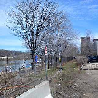 Three Rivers Heritage Trail trail system in Pittsburgh