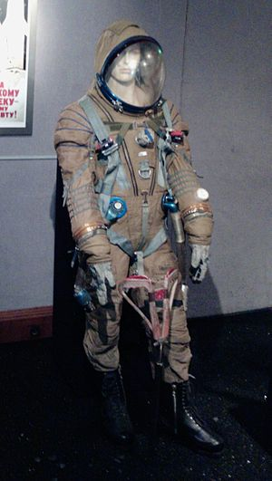 Strizh (space suit) - Strizh Suit