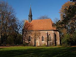 Struenkede Castle chapel