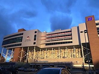 Boise State University - Stueckle Sky Center