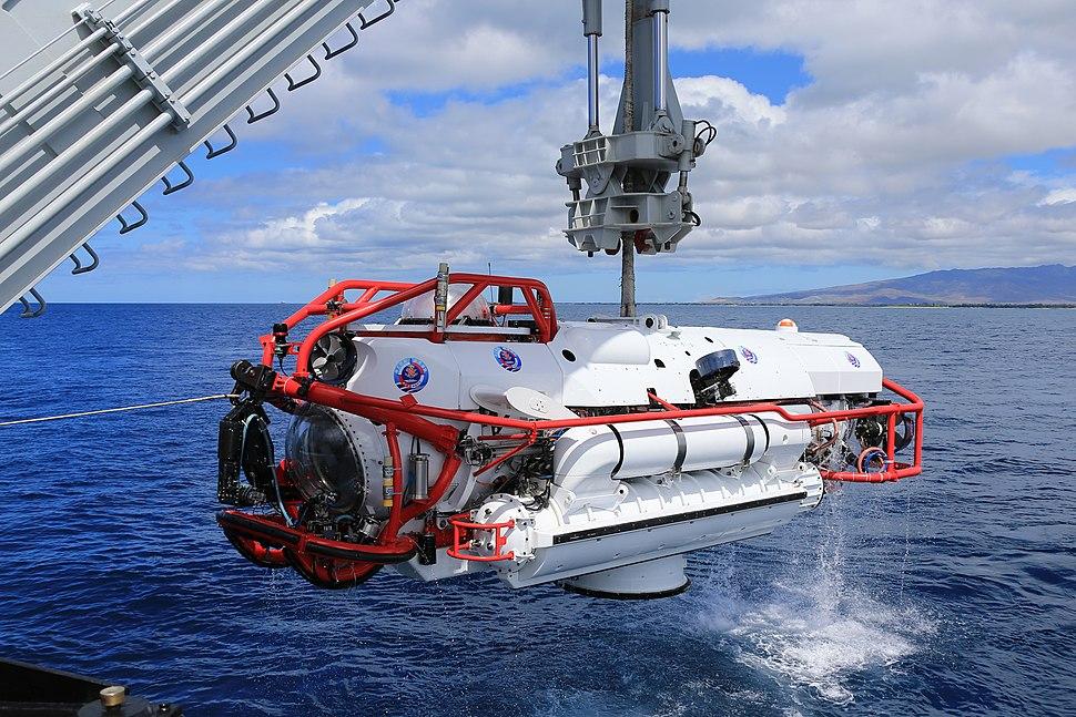 Submarine Rescue Exercise at RIMPAC 160713-N-GW536-005
