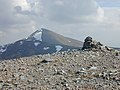 Summit of Meall a' Chrasgaidh - geograph.org.uk - 1721726.jpg