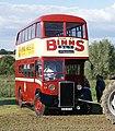 Sunderland Corporation bus 13, 1947 Crossley DD42 reg GR 9007 (1).jpg
