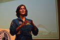 Sunita Lyn Williams - Science City - Kolkata 2013-04-02 5885.JPG
