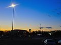 Sunset Viewed from East Towne Mall - panoramio.jpg