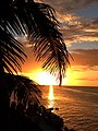 Sunset from the Split - Caye Caulker, Belize.jpg