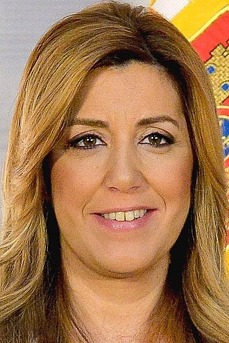 Andalusian regional election, 2015 - Image: Susana Díaz 2015g (cropped)