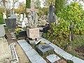 Svėdasų kapinės. Vaižganto tėvai.JPG