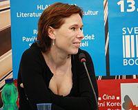 Svět knihy 2010 - Annelies Verbeke.JPG