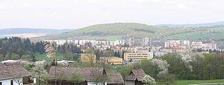 Svidník Town in Slovakia