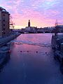 Sweden - Stockholm 53 - gorgeous winter sunset (7089620883).jpg