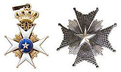 Sweden Order de la Norda Star.JPG