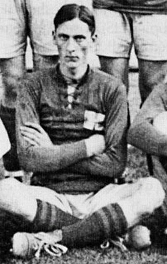 Helge Ekroth - Gustav Sandberg at the 1912 Olympics