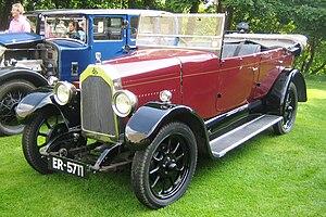 Swift Motor Company - Swift 1926