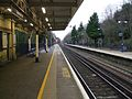 Sydenham Hill stn look west2.JPG