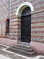 Synagoge, Südtür, 2019 Újpest.jpg