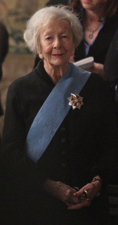 Picture of an author: Wisława Szymborska
