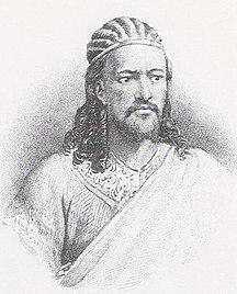 Ethiopia-Zemene Mesafint-Téwodros II
