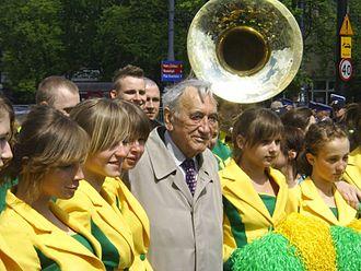 Tadeusz Mazowiecki - Mazowiecki in 2007