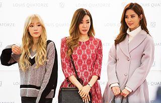 Girls Generation-TTS South Korean girl group