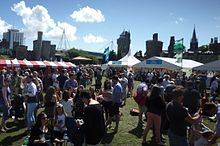 Tafwyl 2016 in Cardiff Castle