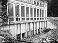 Tailrace site, Gorge Dam Powerhouse, April 1, 1924 (SPWS 194).jpg