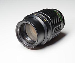 Tair (lens) - Tair 11A 135mm f/2.8 lens for the M42 lens mount.