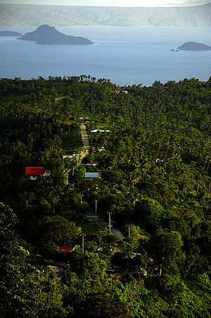 Talisay, Batangas - Image: Talisay Batangas