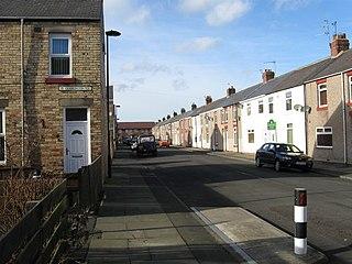 West Allotment Human settlement in England