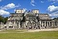 Templo de los Guerreros Chichen Itza 03 2011 1460.jpg