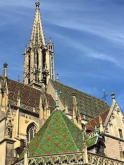 Thann Theobald Church South Side.jpg