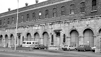 Point Theatre - The Point Depot in 1983