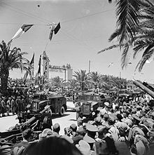 Campagne de Tunisie — Wikipédia