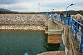 The Dam wall of Smir.JPG