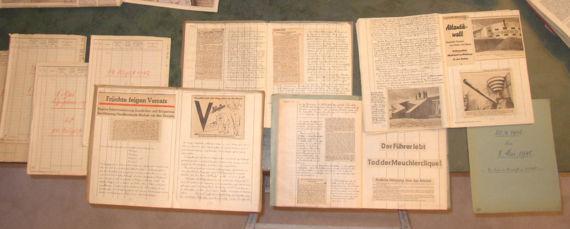 Il diario di Friedrich Kellner
