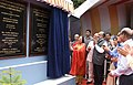 The Governor of Manipur, Dr. Najma Heptulla inaugurating the 'Development of North East Circuit Imphal & Khongjom projects' under Swadesh Darshan Scheme, in Imphal, Manipur.JPG