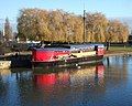The Grain Barge, Peterborough - geograph.org.uk - 632857.jpg