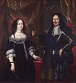 The Grand Duke Ferdinand II of Tuscany and his Wife.jpg