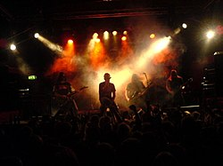 The Haunted Live in Karlstad