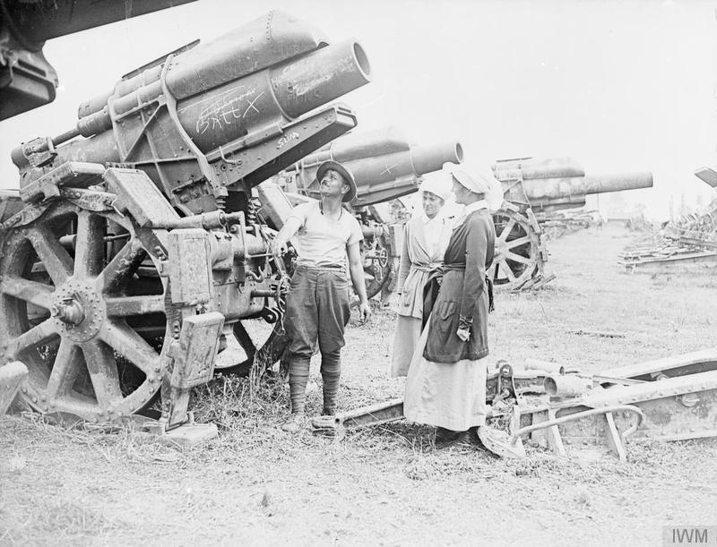 The Hundred Days Offensive, August-november 1918 Q9270