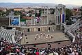 The International Folklore Festival in Ancient Roman Theatre, Plovdiv, Bulgaria.jpg