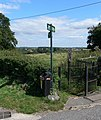 The Ivanhoe Way, Bagworth - geograph.org.uk - 542262.jpg