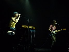 The Lemon Twigs at Kentish Town Forum, November 2017