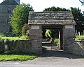 The Lych Gate, St. Mary's, Fownhope - geograph.org.uk - 532839.jpg