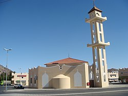 A mosque in Taif