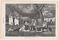 The Nooning – Drawn by Winslow Homer (Harper's Weekly, Vol. XVII) MET DP875351.jpg