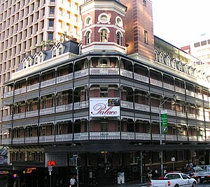 Edward Street, Brisbane - The People's Palace