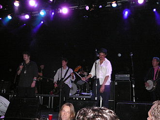 The Pogues - The Pogues with Shane MacGowan, 11 October 2006 in San Diego